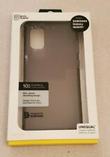 BodyGuardz - Ace Pro Case for Galaxy Note10+ in Smoke/Black NEW