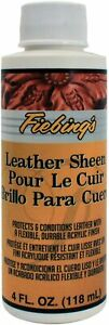 Realeather Crafts-Fiebings Leather Sheen 4oz-Clear