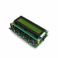 AD9850 Chip DDS Signal Generator Digital Shortwave Radio 0-55MHz 6 Bands