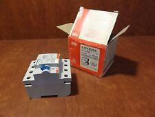 ABB protection safety  relay F374-25/0,5  Schutzschalter