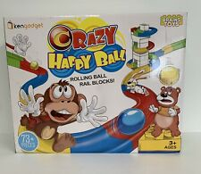 Crazy Happy Ball 73 pieces KenGadget Brain Toys 3+ Educational Building Blocks