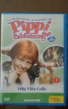 DVD Pippicalzelunghe Villa Villa Colles