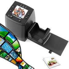 LCD 35mm Slide and Negative Scanner , Convert Film Photos to Digital JPG Format