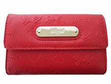 BLUGIRL BLUMARINE  Damen,Geldbörse,Women,Portemonnaie,NEU,NEW,Wallet,Rot,Red,%%