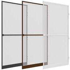 Insektenschutz Tür Comfort 100x215cm ALU Fliegengitter Mückenschutz Mückengitter