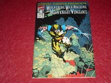 [Comics Marvel Comics USA] Presents #153 - 1994 Wolverine War Machine