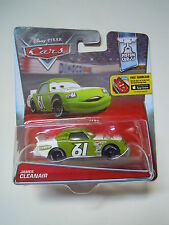 CARS Disney pixar JAMES CLEANAIR 2016 VITOLINE nr. 61 novita piston mattel 1/55