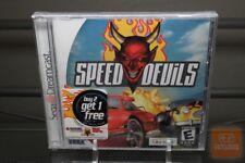 Speed Devils (Sega Dreamcast 1999) FACTORY SEALED! - RARE!
