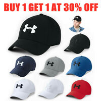 New Under Armour Strapback Golf Baseball Cap Embroidered Unisex Women Men Hat