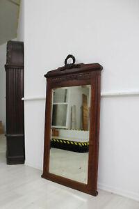 Spiegel großer Wandspiegel Antik Louis Seize von 1930 Belgien Son288