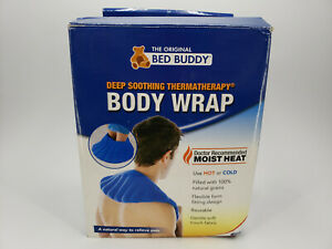 CAREX THE ORIGINAL BED BUDDY DEEP SOOTHING THERMATHERAPY BODY WRAP MOIST HEAT