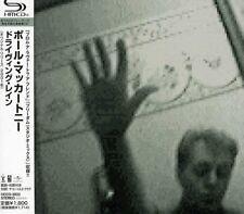 Paul McCartney Driving Rain Japan CD UCCO-303 From japan