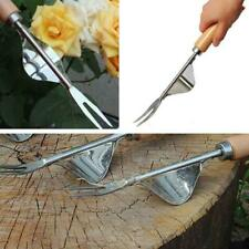 4x Manual Hand Weeder Weeding Weed Remover Puller Tools Fork Lawn Garden Tool
