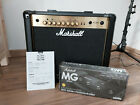 Amplificateur guitare MARSHALL MG30FX Gold + Pédale footcontrollet - Etat neuf