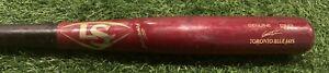 Vladimir Guerrero Jr Toronto Blue Jays Game Used Bat 2020 Photo Matched