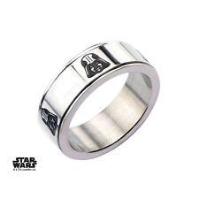 Star Wars Spinner Ring Darth Vader Size 11 SASO Anelli