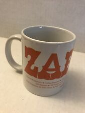 Zabar's Souvenir Coffee Tea Mug New York City NY Gourmet Food Groceries 4