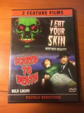 I Eat Your Skin/ Scared To Death (DVD) Heather Hewitt, Bela Lugosi...64