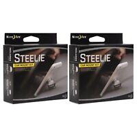 Nite Ize Steelie Car Mount Kit Magnetic Dash Ball Mobile Phone/iPhone 2-Pack
