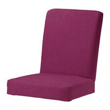 Chaises roses pour le bureau