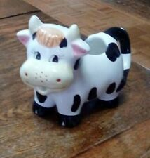 Houston Harvest ceramic Cow creamer