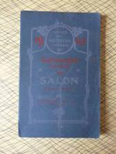 Catalogue illustré du Salon 1903 Peinture Sculpture Société artistes Français