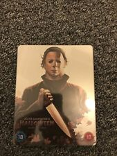 Halloween (1978) 4K UHD Blu-ray Steelbook Full Sleeve