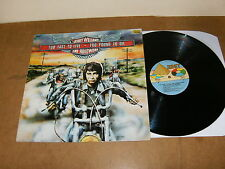 JERRY WILLIAMS & ROADWORK - TOO FAST TO LIVE TOO YOUNG TO DIE - FRENCH LP SONET