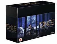 Once Upon A Time Complete Seaons 1-7 Box Set Blu-ray [2018] New Free Region