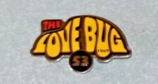 Authentic Disney Pin Love Bug 53 1969 Mickey Ears Back