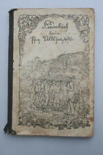 Liederbuch für die Volkshauptschule der Pfalz, um 1920