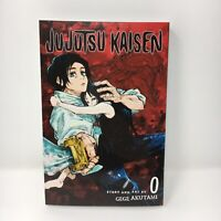 Jujutsu Kaisen Vol. 0 English Manga By Gege Akutami Brand New