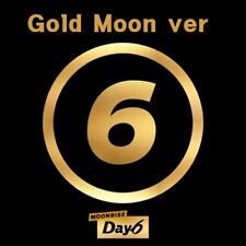 DAY6 - MOONRISE, 2nd ALBUM: SILVERMOON Ver. FULL PACK WITH FOLDED POSTER, SEALED