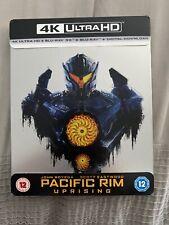 Pacific Rim Uprising - 4K Ultra HD - Steelbook