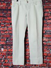 Ann Taylor Loft Women's Mint Green Boyfriend Skinny Jeans Low Rise Size 27/4P