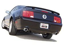 "BORLA 2005-2009 FORD MUSTANG GT 4.6L V8 / GT500 2.5"" ATAK AXLE-BACK EXHAUST SS"