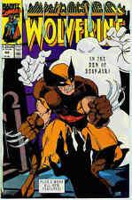 Marvel Comics Presents # 44 (Wolverine) (USA, 1990)