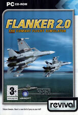 FLANKER 2.0 PC CD Game  -Brand New & Sealed -Fast Ship- PC-0063