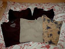 5 tlg. Bekleidungspaket Damenpullover/Shirts versch. Marken Gr. 48