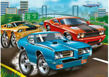 Ravensburger Muscle Cars 60 Piece Jigsaw Puzzle RB09591-9