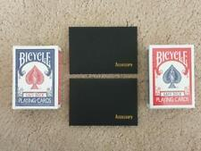 Bicycle Playing Cards Rider Back Full Gaff Decks Rare Limited Professional Magic