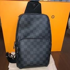 Louis Vuitton avenue sling bag damier * Men's bag * N41719