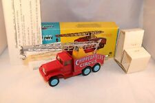 Corgi Toys 1121 Chipperfields Circus crane truck MIB all complete so nice