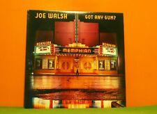 JOE WALSH - GOT ANY GUM? - WARNER 1987 WITH LINER EX VINYL LP RECORD