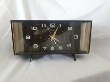 Vintage Rhythm Retro Mechanical Alarm ClockMade in Japan