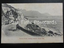 c1907 - South Africa - Victoria Road, Looking Towards Camp Bay