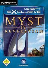 Myst IV: Revelation [Ubi Soft eXclusive] von rondomedia ...   Game   Zustand gut