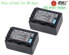 1.9A 2x Battery VW-VBT190 VW-VBT380 HC-V110 V160 V180 W570 W580 W850 WX979 WX90