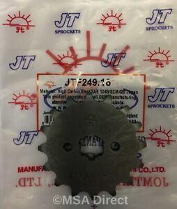 Honda MSX125 Grom 125 (2013 to 2020) JT 16 Tooth FRONT Sprocket (JTF249-16)