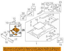 SUBARU OEM 2007 Legacy-Map Light 84621AG43A
